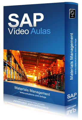 Lista de Vídeo Aulas SAP