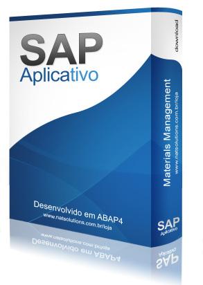 SAP MM – Nova Versão do Relatório de Controle de Componentes – 180 dias – Processo de Subcontratação